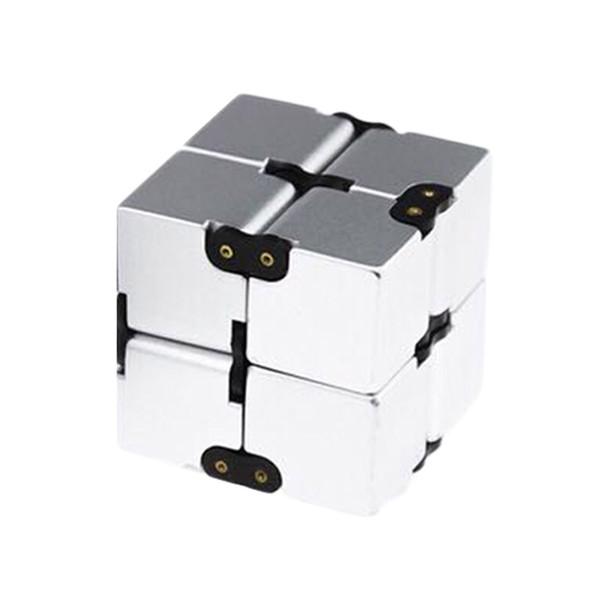 Infinity Cube Mini Fidget Jouet Doigt EDC Angoisse Soulagement Du Stress Magique Cube Blocs Adulte Enfants Enfants Drôle Jouets Meilleur Cadeau 2017