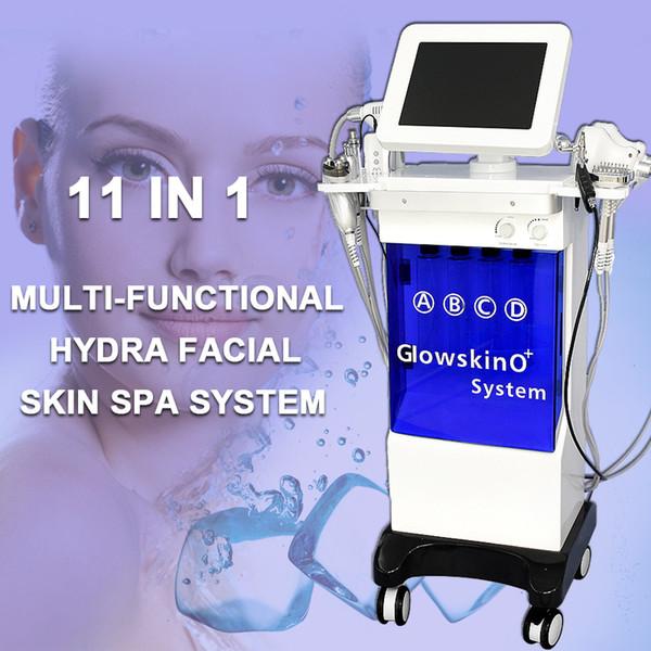 Hydrafacial dermabrasion machine diamond microdermabrasion home use oxygen aqua jet peel BIO-lifting ultrasonic skin peeling for home use