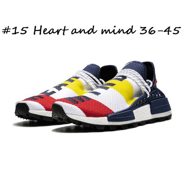 #15 Heart and mind 36-45