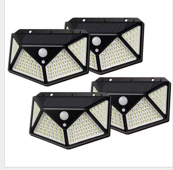 4pcs 114 LED Branco