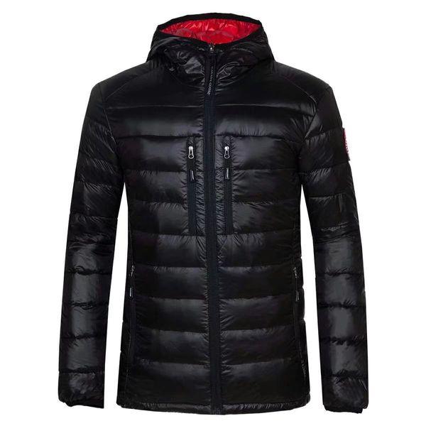 best selling Winter Jacket Men Clothes 2018 New Brand Hooded Parka Cotton canada Coat Men Keep Warm goose Jackets Fashion Coats 7696