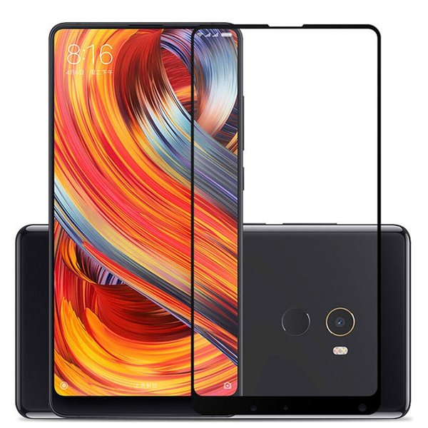 2.5D Full Screen Protective Film Empered Glass for Xiaomi Mi Mix 2