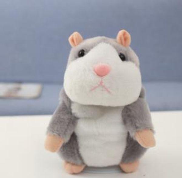 # 1 sprechen Hamster Stofftier