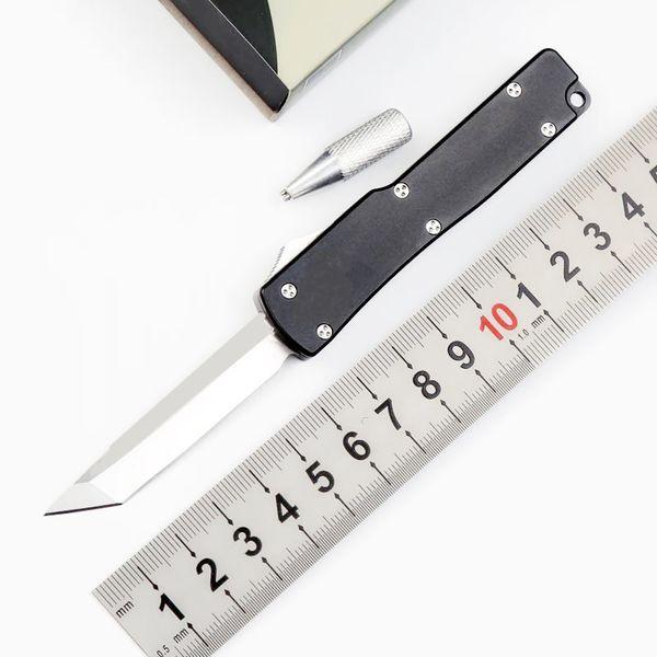 Mini UTX70 UTX-70 D2 blade çift eylem Avcılık anahtarlık Pocket Knife aracı Noel hediyesi ile erkekler için C41 Yerli