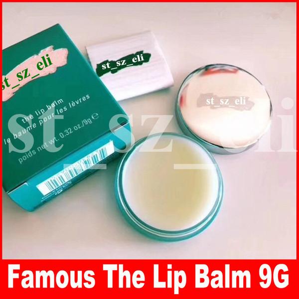 Ünlü Dudak Makyaj Dudak Balsamı 9G Baume Les Levres Nemlendirici Besleyici dudaklar makyaj Dökün