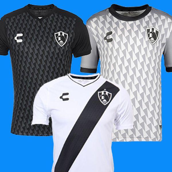 2019 2020 mexico Netflix Camisolas de futebol Club de Cuervos 18 19 20 Liga MX clube mexicano de Ravens Camiseta ZOMBIE camisa de futebol e-packet