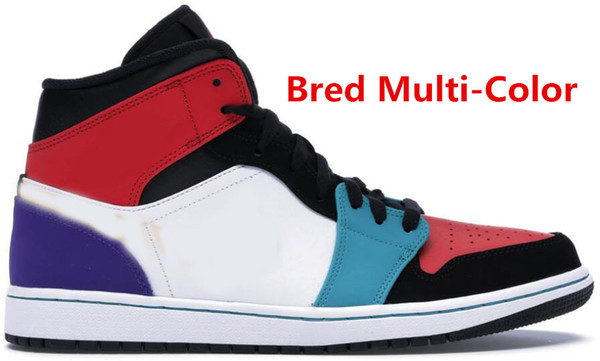 Bred Multi-Color