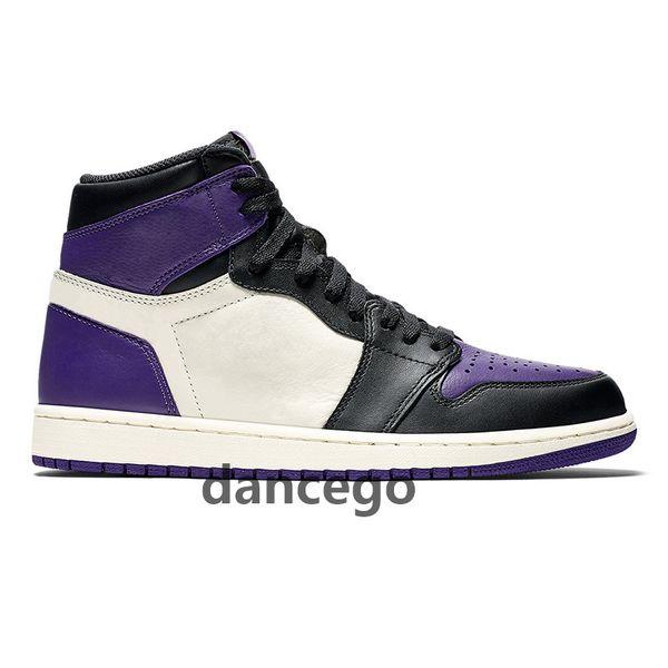 court violet