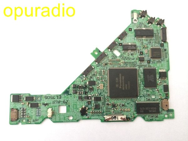 Brand new PC board for Matsushita 6 disc DVD changer for Mercedes Cadillac Escalade car navigation De-phi PN:28095246 G&M PN:25798198