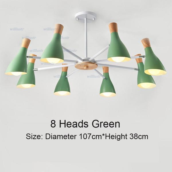 8 Heads Green