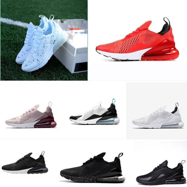 Compre Nike Air Max 270 Shoes Envío Gratis Hombres Y Mujeres Zapatos Deportivos Al Aire Libre Zapatos Respirables Francia Stytle Con es Tamaño EUR 36