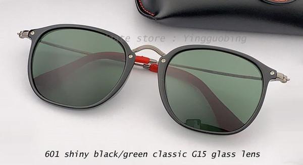 601 shiny black/green classic G15