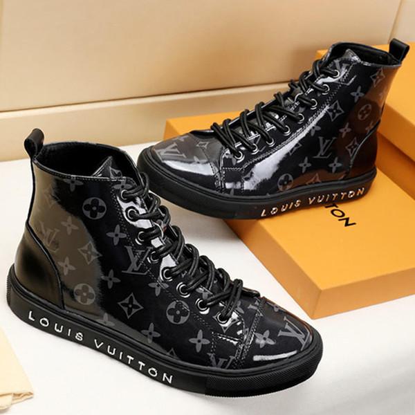 Новое Прибытие Мужская Обувь Высокий Верх Роскошный Быстрая Доставка Высокое Качество, босоножки, Открытый Ходьба Удобные Старинные Прохладный Уличная Мода Обувь Продажа