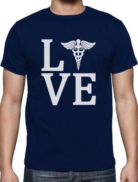 Liebe Krankenschwester registrierte Krankenschwester RN Krankenschwester Anerkennungs-T-Shirt Pflege Geschenk