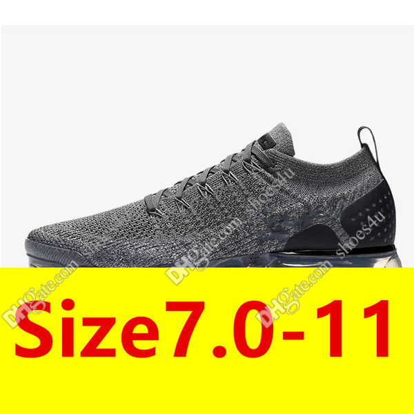2018 trainer v2 running shoes men women air cushion designer sneakers black white sport shock jogging walking hiking athletic outdoor shoes