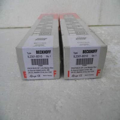1 ADET BECKHOFF Modülü IL2301-B310 Yeni Kutuda / Iyi Durumda Test Kullanılan Ücretsiz Hızlandırılmış Kargo