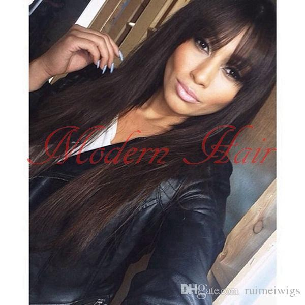 Synthetic Full Lace Wig Heat Resistant Hair
