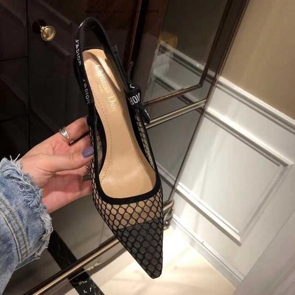 Yüksek topuklu Ayakkabılar 2019 Yeni Avrupa Yüksek Kaliteli kadın Marka Fabrika Doğrudan Satış Renk kadın stiletto sandalet
