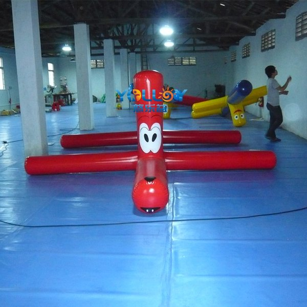 Free shipping inflatable floats cute animals floating for water games in high quality different models for choose