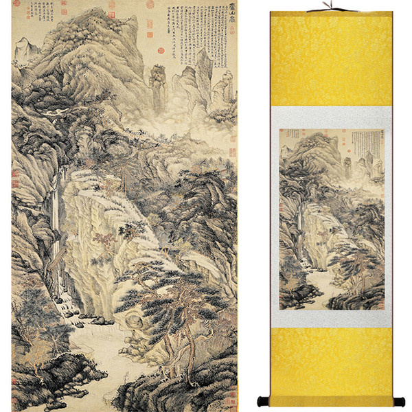 Traditional Chinese Landscape Art Painting Chinese Traditional Art Painting China Ink Painting