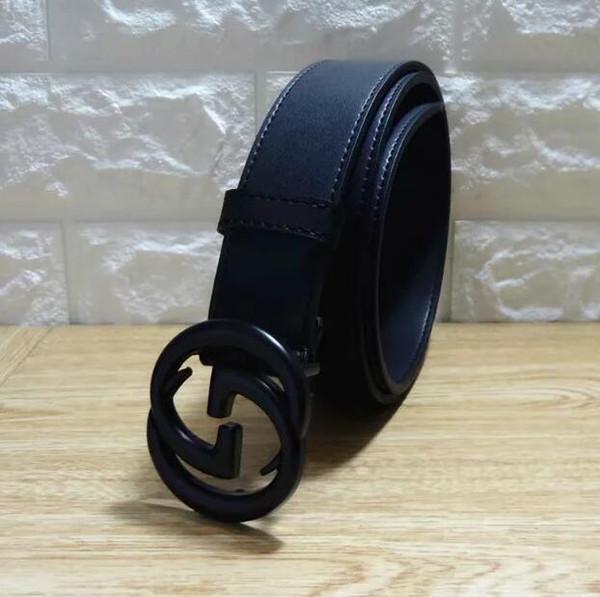 2019 cinturones de diseño cinturones de lujo para los hombres hebilla grande cinturón de moda para hombre cinturones de cuero al por mayor envío gratuito 089