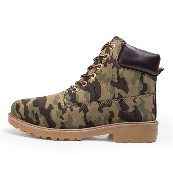 G-3 Camo Shoes