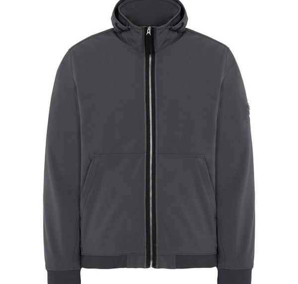 19FW Luxe European Light Soft Shell-R Veste à capuche Fashion Cap de haute qualité Couples casaque Femmes Hommes Designer Vestes HFYYJK003