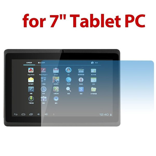 Protector Film 7 inch Screen 7' Protective For Tablets PC MID GPS MP4 Tablet Screen Useful Protectors Accessories & Parts