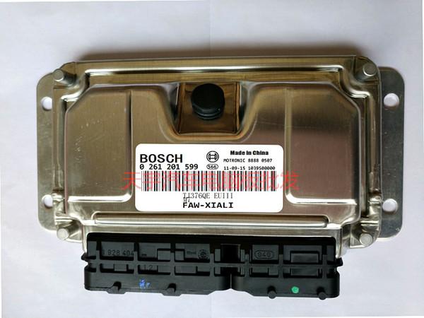 автомобиль Тяньцзинь Шарада N3 двигатель компьютер пластины ECU основной платы печатной платы 0261201599 / FAW Xiali