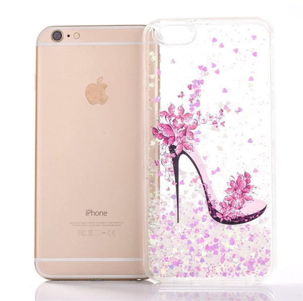 Creative fashion Christmas tree flash quicksand mobile phone case for: iphone 6s 7 8 xr xs max plus protective case