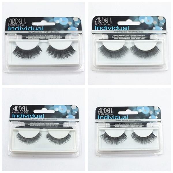 Fashion 3D False Eyelash Natural Long Thick Eyelash Extension Handmade Eye Lashes Fake Eyelashes 1pair RRA903
