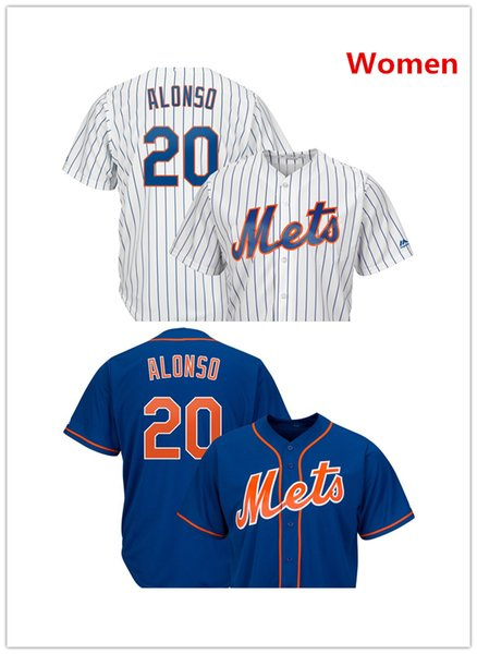 competitive price bd036 c813a 2019 Womens New York Mets 20 Pete Alonso Jersey Blue White Grey Gray From  Jerseys4all, $18.1 | DHgate.Com