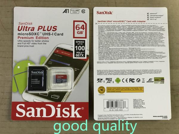 8G/16GB/32GB/64GB/128GB/256GB SDK micro sd card/smartphone SDHC/SDXC Storage card/High speed TF card/camera memory card 100MB