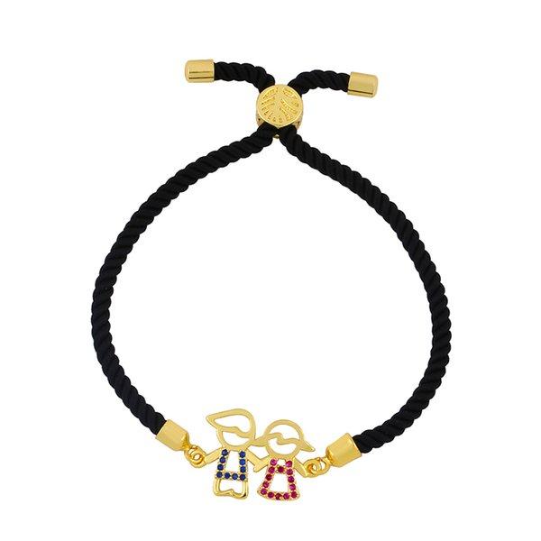 Ouro (corda preta)