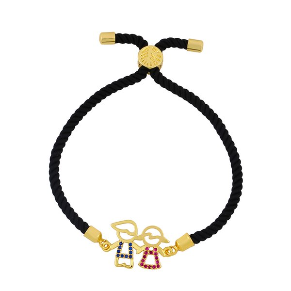 Oro (cuerda negra)