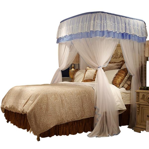 Moskito Baldachin Dekoration Dossel Sweet Fang Zanzariera Décor de chambre de bébé Cibinlik Klamboe Moustiquaire Canopy Moustiquaire