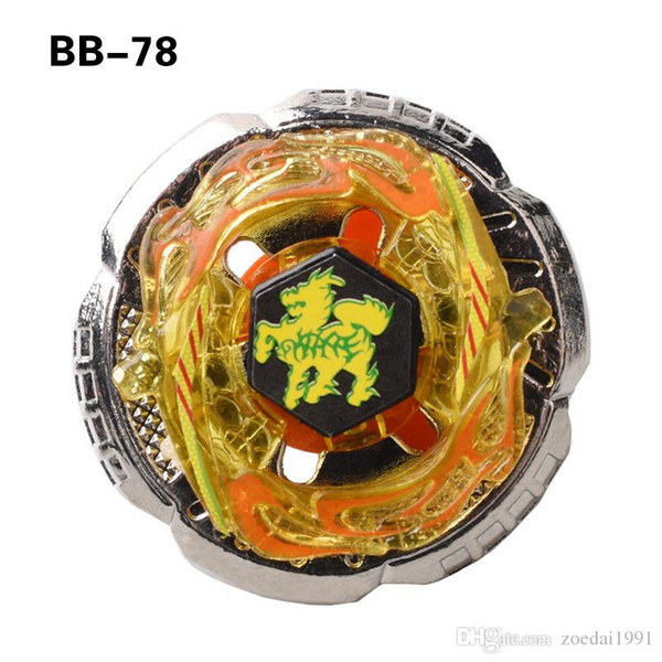 BB78 Monoceros Constellation 4D metal Beyblades Metal Fusion Spinning Top Fight Fusion gyro BB78 Without Launcher with original box