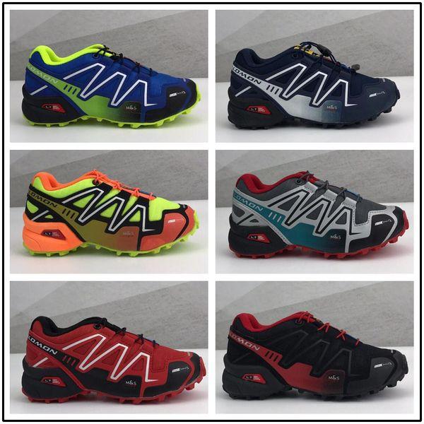 6a7533d6 Salomon Speed Cross speedcrZapatillas deportivas de marca para niños Zapatos  Hombre Speed Cross 3CS