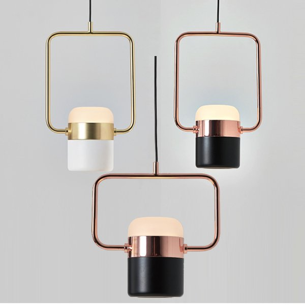 2019 Modern Minimalist Restaurant Bar Multi Head Molecular Rotating  Chandelier Lamps Nordic Bedroom Headboard Pendant Lights Metal Modern  Pendant ...