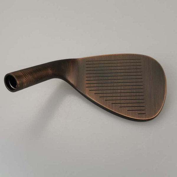 golf wedges copper S6 golf club imperial crown 50 52 54 56 58 60 dedicated steel shaft with rod cover free shipping