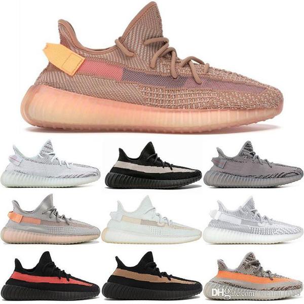 Best Sale Static Herren Laufschuhe V2 Butter Weiß Beluga Real Zebra Semi Herren Damen Schuhmode Luxus Herren Damen Designer Sandalen Schuhe