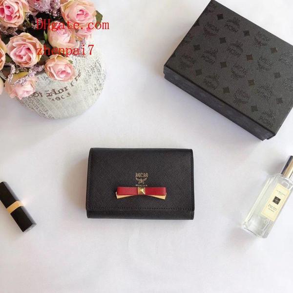wallets New trend style brand wallet fashion Men women mini purse card holder Multi-card open card purses D-3