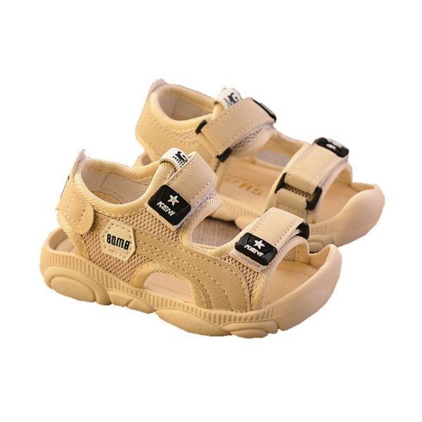 Nuovi sandali estivi di moda per bambini Baby Kids Boy HoopLoop Scarpe antiscivolo morbide per sandali sportivi