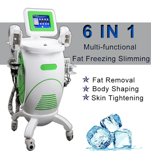 fat freeze slimming machine RF skin tightening lipo laser machine fat removal lipo cavitation Cryolipolysis therapy noninvasive Equipment