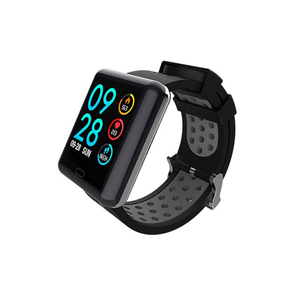 Smart Watch For Couple Touch Screen Fitness Tracker Slot Heart Rate Sleep Monitor For IPhone IOS Android Smart Watch Men Women