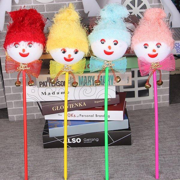 Рождественские украшения ткань группа с рукой, чтобы держать милый маленький снеговик детские рождественские реквизит дети подарок подарки