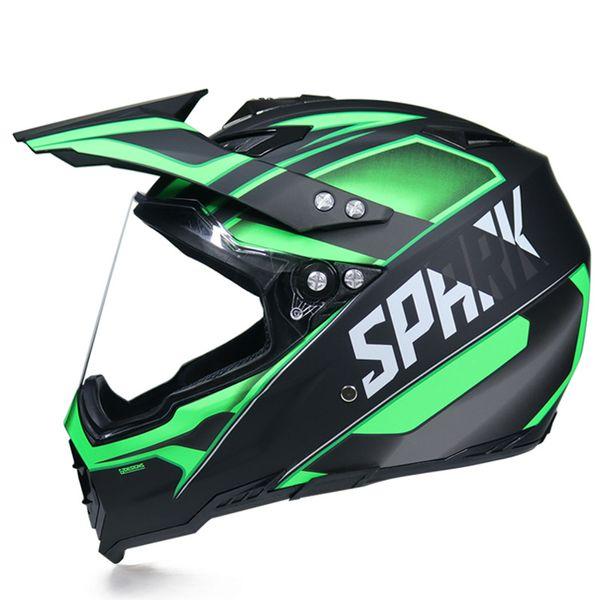 NEW Riding top capacete ATV Motobike motorcycle helmet mens moto helmet Downhill MTB DH off road motocross racing helmet DOT
