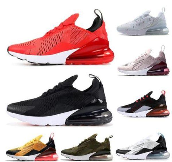 2019 Cojín zapatilla de deporte de los calzados informales Diseñador 27c Trainer Off Road hierro de la estrella Sprite tomate Hombre general Para Hombres Mujeres 36-45