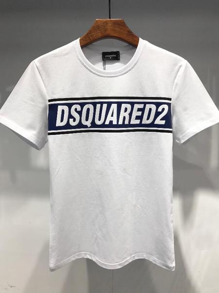 19ss Sommer Street Clothing europäischen Paris Mode Männer hochwertige große Loch Baumwolle T-Shirt Casual Damen T-Shirt T-Shirt M-3XL