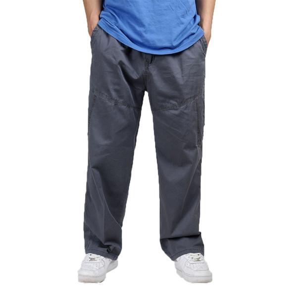5XL 6XL Mens Cargo Pants Style Tactical Pants Pantalones Overalls Jogger Baggy Trousers Plus Size